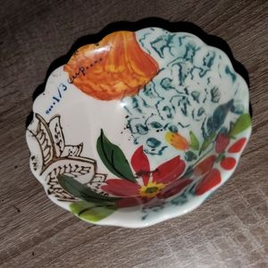 1/3rd cup small ceramic bowl